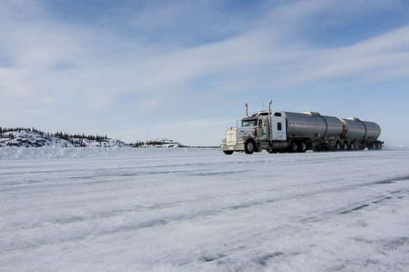 Ice Road Tanker